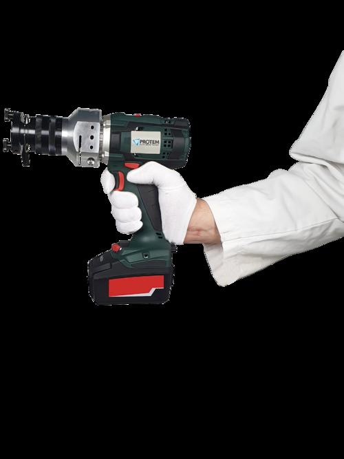 SE25 - Maschine zum Planen von Rohren, Fittings, Microfittings und Bögen Rohrplanmaschine