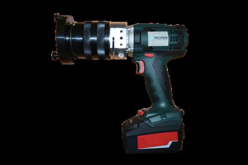 SE65 - Maschine zum Planen von Rohren, Fittings, Microfittings  und Bögen