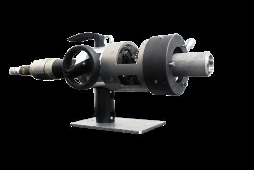 SE90-NG - Plandreh- und Anfasmaschine mit Druckluftantrieb