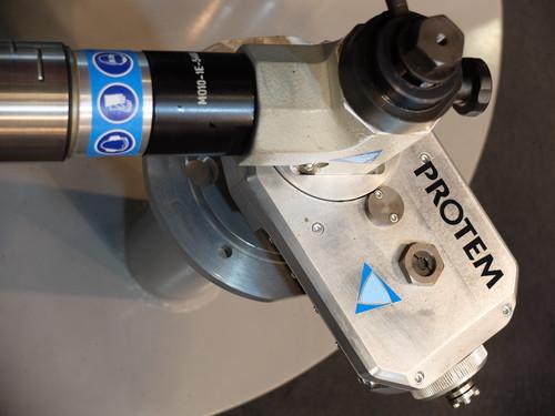 US25-ACC - Rohrendanfasmaschine zur Flanschbearbeitung