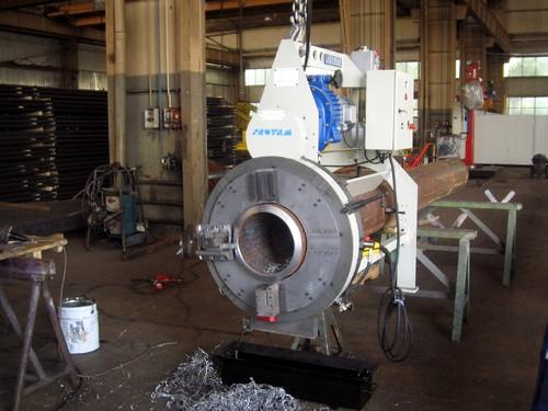 TNOFAB-4-12 - Vorfertigung Orbital Trennen und Anfasen