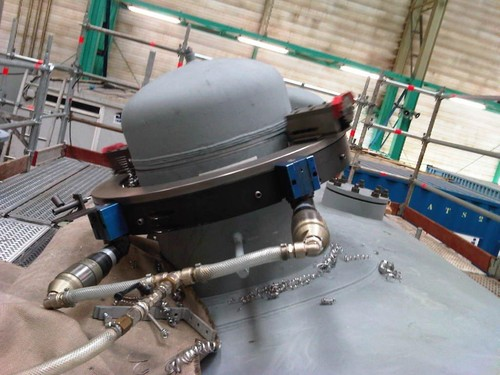 TTNG610 -  Rohrtrenn- und Anfasmaschine - Transportable Rohrtrenn- und Anfasmaschine zum Kaltschneiden für Rohre von 16