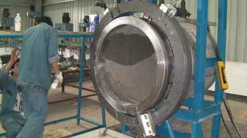 TTNG1016 -  Rohrtrenn- und Anfasmaschine - Transportable Rohrtrenn- und Anfasmaschine zum Kaltschneiden für Rohre von 32