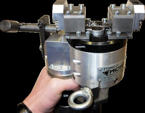 TTSNG27 -  Rohrtrenn- und Anfasmaschine - Transportable Rohrtrenn- und Anfasmaschine zum Kaltschneiden für Rohre von 10 Bis 26 mm