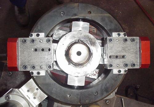 TTSNG48 -  Rohrtrenn- und Anfasmaschine - Transportable Rohrtrenn- und Anfasmaschine zum Kaltschneiden für Rohre von 10 Bis 48 mm