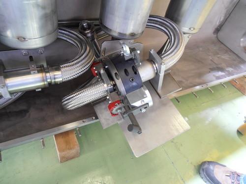 TTSNG127 -  Rohrtrenn- und Anfasmaschine - Transportable Rohrtrenn- und Anfasmaschine zum Kaltschneiden für Rohre von 60 Bis 127 mm