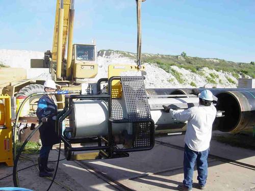 PFM-3038 - Hochgeschwindigkeits - Rohr - Anfasmaschinen für Rohre von 30
