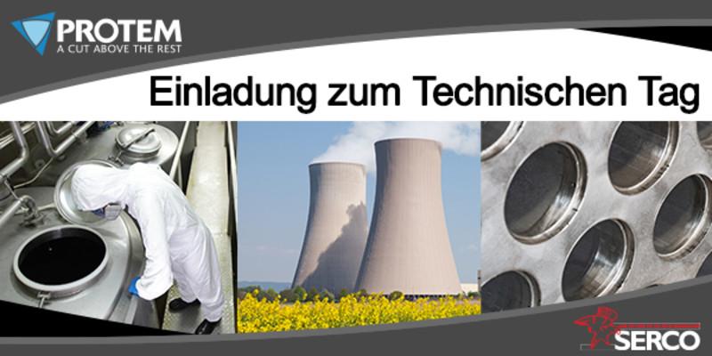 Technischer Tag bei der Protem GmbH