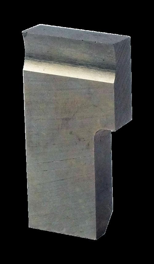 O-US-B6-9-H-54 Messer 90°, mit Versatz