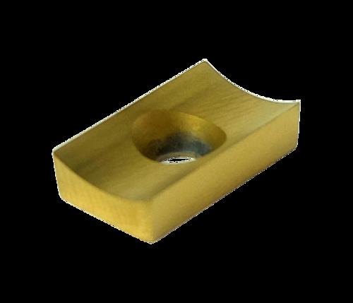 O-SE-P1-3.3-C-F-20A Wendeplatte für SE25 und SE65, Material Hartmetall, Beschichtung: TiALN