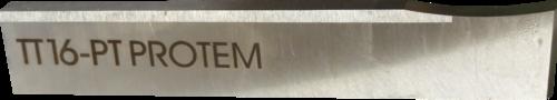 O-TTN-TT16-8-H-PT Vorschneider, max. Wandstärke 90 mm, Breite 8 mm