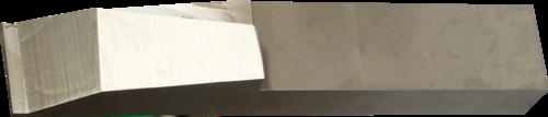 O-TTN-TT19-25-H-19 37°30 / 10° Anfasmesser für Doppelfase, Wandstärke 50 mm